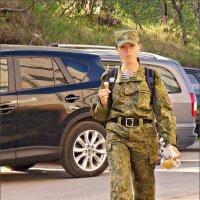 Девушка с мороженым :: Кай-8 (Ярослав) Забелин
