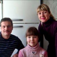 Семья :: Нина Корешкова