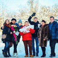 ☆ Виталий и Алеся и их родные и друзья ☆ :: Studia2Angela Филюта