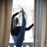 танец на балконе :: Андрей Игоревич