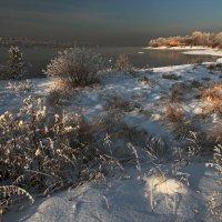 На острове на Ангаре... :: Александр Попов