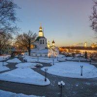 На смотровой площадке :: Сергей Цветков
