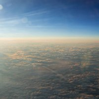 над облаками :: Tatyana Belova