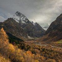 Ещё раз про гору Чотча... :: anatoly Gaponenko
