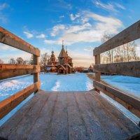 Зимний день в Суздале :: Dimirtyi