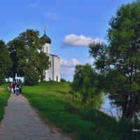 Церковь Покрова на Нерли :: Вера