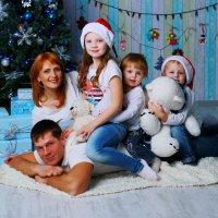 Семейная фотосъемка :: Татьяна Киселева