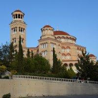 Монастырь святого Нектария на острове Эгина :: Владимир Брагилевский