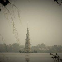 Затопленная часовня в г.Калязин :: Мария Бербега