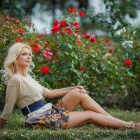 Отдых в саду :: Vadim Gunko