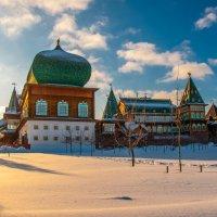 Дворец царя Алексея Михайловича в Коломенском :: Alexander Petrukhin