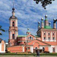 Рязань.Николо-Ямская церковь.1788 г. :: Лесо-Вед (Баранов)