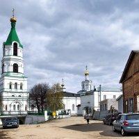 Рязань.Борисо-Глебский собор.1568 г. :: Лесо-Вед (Баранов)