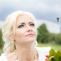 Портрет невесты :: Екатерина Гриб