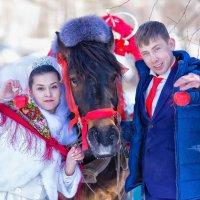 Третий не лишний! :: Дмитрий Головин