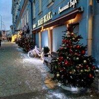 Вечер на Никитском бульваре :: Константин Поляков