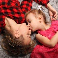 Поцелуй на удачу :: Natalia Petrenko
