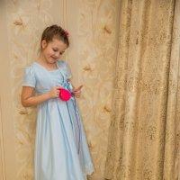 маленькая леди :: Ольга Кошевая