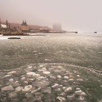 Море замерзло :: Виктория Бондаренко