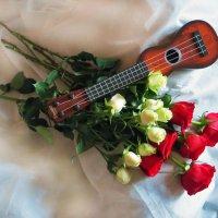 Когда музыка на душе :: Наталья (D.Nat@lia) Джикидзе (Берёзина)
