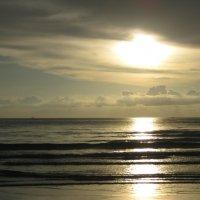 Закат на Ко Чанге в пасмурную погоду. :: Лариса (Phinikia) Двойникова