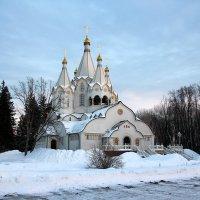 Храм Воскресения Христова (Новомучеников и Исповедников Российских) :: Ирина Котенева