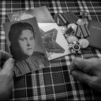 Бойцы вспоминают... :: Алексей Патлах