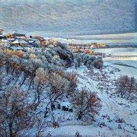 Вид с Троицкой горы :: alecs tyalin