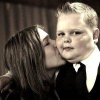 Первый поцелуй :: Натали Пам