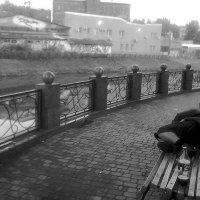 утро на набережной :: Бармалей ин юэй
