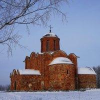 Храм Спаса-на-Ковалеве :: Ольга Чистякова