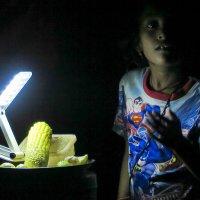 Девочка с кукурузой :: Elen Dol
