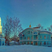 Вечереет :: Михаил Николаев