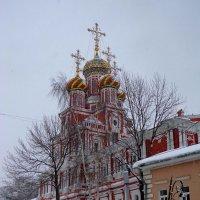 Рождественская церковь :: Наталья Сазонова