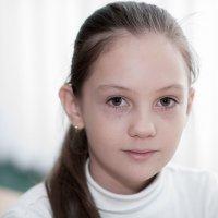 Портрет девочки_1 :: Валерий Левичев