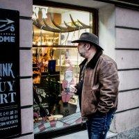"""Джек Восьмёркин - Американец или """"тело"""" в шляпе :: dmitriy-vdv"""
