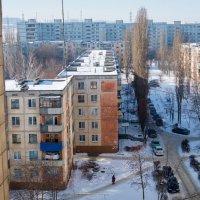 Вид с окна. :: Геннадий