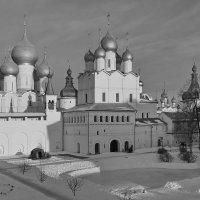 Ростовский Кремль :: галина северинова