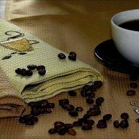 Утренний  кофе. :: Валерия  Полещикова
