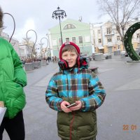 Зимняя прогулка :: Galina194701