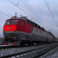 ЧС7 - 091 :: Сергей Уткин