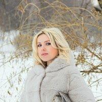 Зимняя прогулка. :: Сергей Гутерман