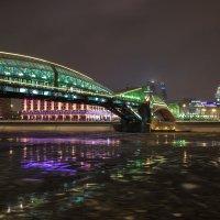 Мост Богдана Хмельницкого :: Андрей Бондаренко