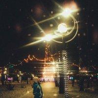 Новогоднее волшебство :: Виктор