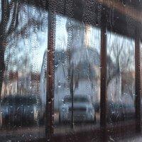 в дождь :: Евгений Никифоров