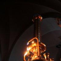 свеча догорает :: elena manas