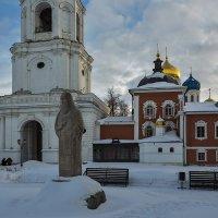 Николо-Угрешский монастырь :: Владимир