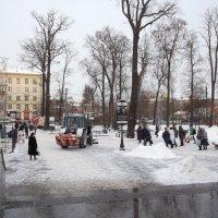 Зимний день :: Svetlana Lyaxovich