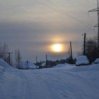 Зимний вечер :: Людмила Якимова