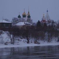 Коломна. Берег Москвы-реки :: Александра